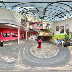 Thalia Programmkinos in Babelsberg - 360˚ HD-Panorama © René Blanke