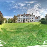 Schloss Boitzenburg - 360˚ HD-Panorama © René Blanke Panoramafotograf