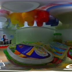 Kühlschrank von innen - 360-Grad HD-Panorama © René Blanke