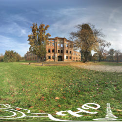 Schlossruine Dahme/Mark - 360˚ HD-Panorama © René Blanke Panoramafotograf