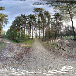 Wildpark Johannismühle Baruth/Mark - 360˚ HD-Panorama © René Blanke