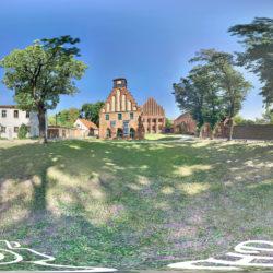 Jüterbog - Kloster Zinna - 360˚ HD-Panorama © René Blanke Panoramafotograf