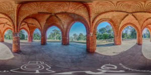 Park Babelsberg - Gerichtslaube Panorama - 360˚ HD-Panorama © René Blanke Panoramafotograf