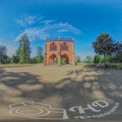 Park Babelsberg - Gerichtslaube - 360˚ HD-Panorama © René Blanke Panoramafotograf