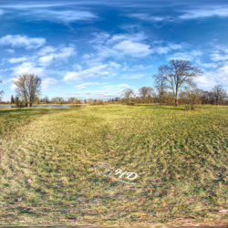 Panorama Potsdam im Park Babelsberg - Am Kindermannsee - 360˚ HD-Panorama © René Blanke Panoramafotograf
