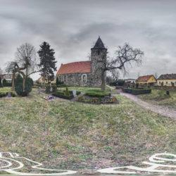 Panorama Güterfelde Dorfkirche - 360˚ HD-Panorama © René Blanke Panoramafotograf