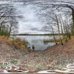 Panorama Güterfelde Haussee - 360˚ HD-Panorama © René Blanke Panoramafotograf