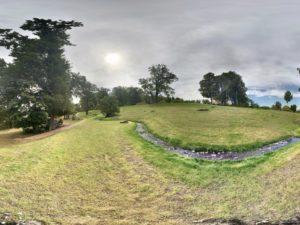 Park Babelsberg - Pleasureground am Schloss Babelsberg - 360˚ HD-Panorama © René Blanke
