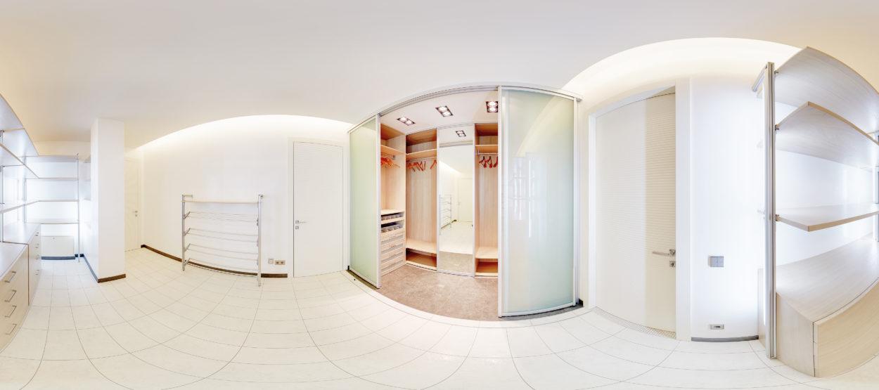 Professionelle Immobilienfotografie für Immobilienverkäufer und Privatanbieter von HD-Panorama