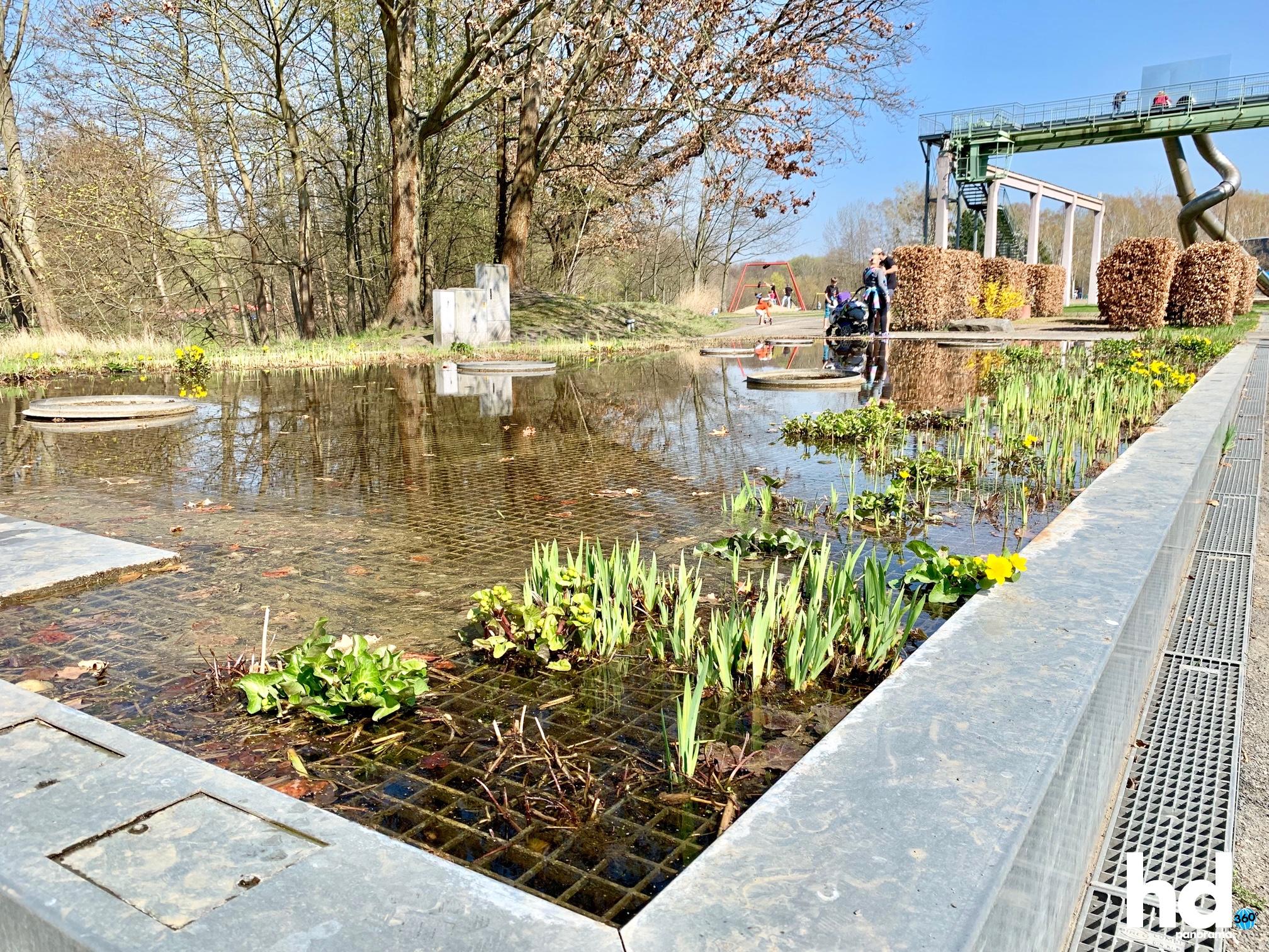 Familiengarten Eberswalde - HD-Panorama © René Blanke