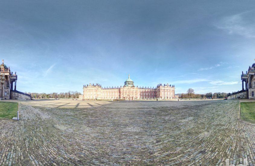 Neues vom Neuen Palais