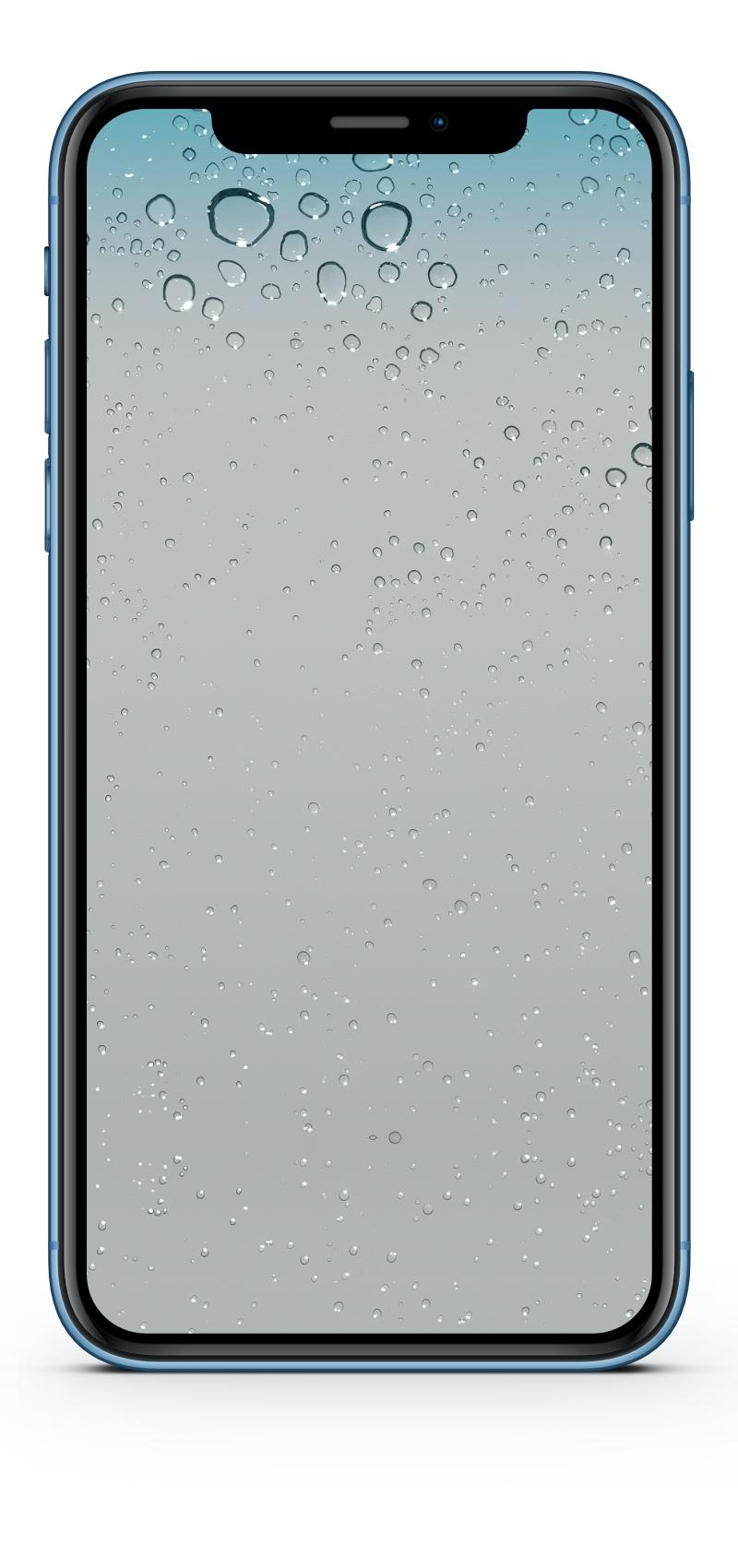 "Hintergrundbild (Wallpaper) ""iPhone 4"" (iOS 5) optimiert für iPhone XR"