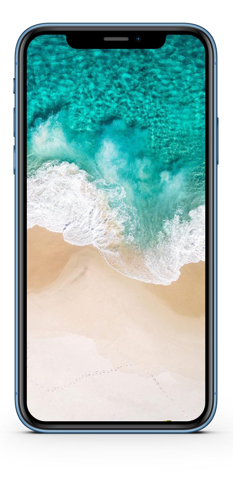 iPhone XR Wallpaper HD-Panorama