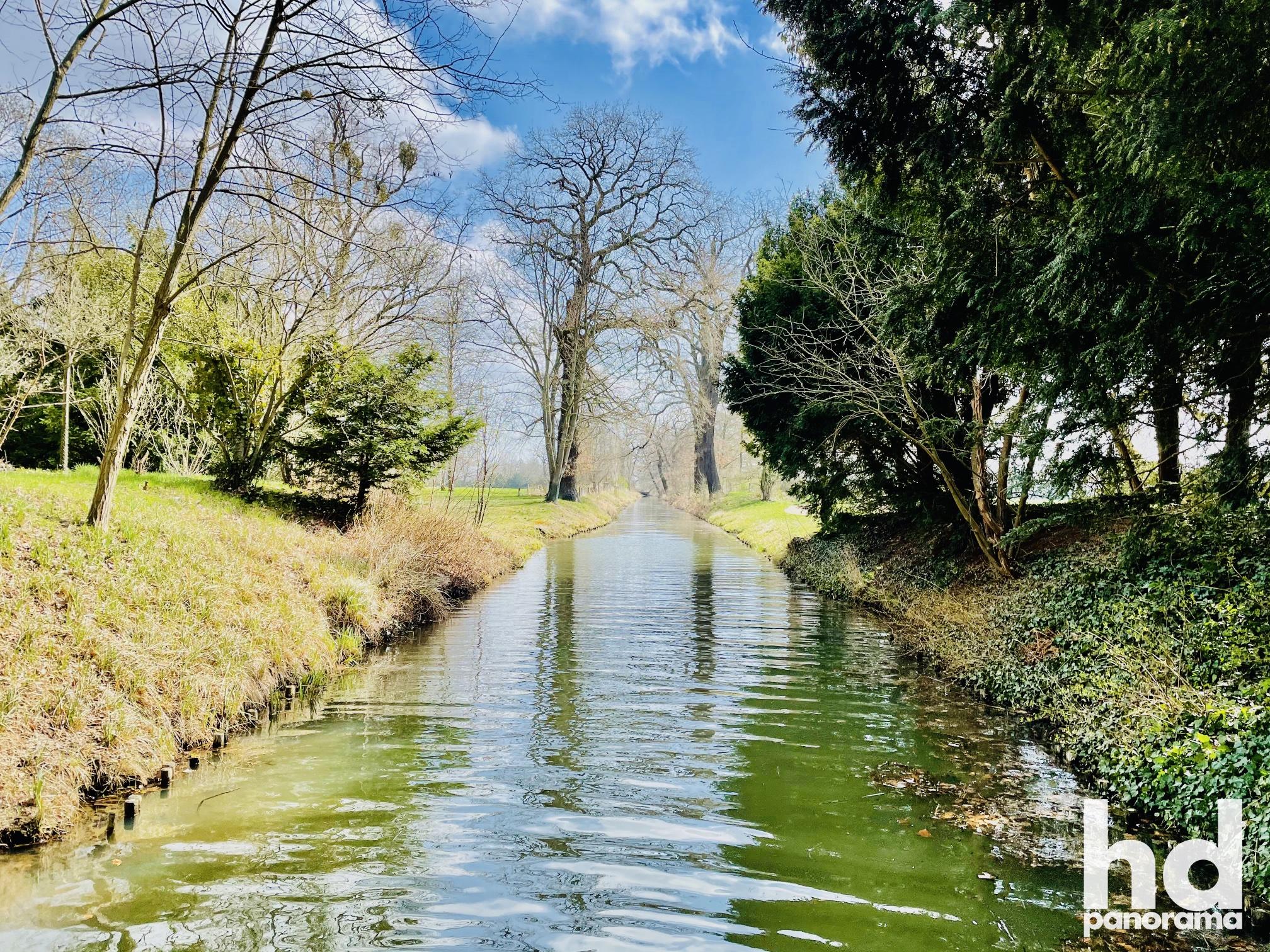 Ausflug im Wörlitzer Park © Foto René Blanke